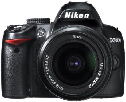 Nikon 3000 Juego de cámara SLR 10.2MP CMOS 3872 x 2592Pixeles ...