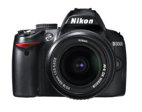 amazon com nikon d3000 10 2mp digital slr camera with 18 55mm f rh amazon com Nikon D3000 Guide Nikon D3000 Guide