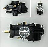 FidgetFidget Carburetor Motorcycle 30mm Aluminum for Mini Quad/ATV, 4 Stoke 50cc-300CC etc.