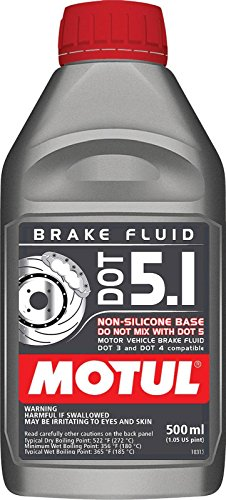 (Motul DOT 5.1 Brake Fluid 1.5 lt 8070HC / 100951)