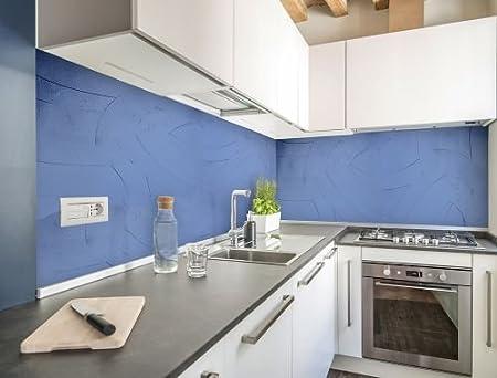 Wanders24 Metall Optik 1 Liter Eisblau Wandfarbe Zum Spachteln