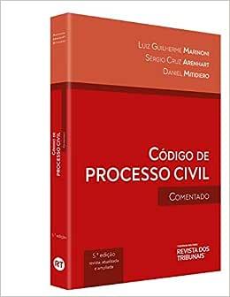 Código De Processo Civil Comentado | Amazon.com.br