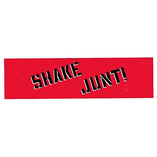 シェークジャント (SHAKEJUNT) COLORED GRIPTAPE (RED/BLACK) スケボー デッキテープ グリップテープ スケートボード