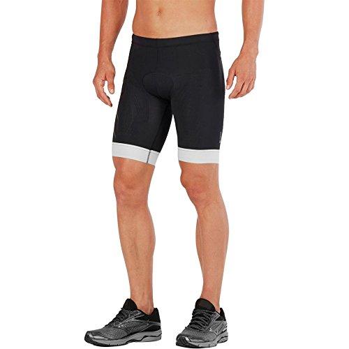 郵便拍手一部(ツータイムズユー) 2XU メンズ トライアスロン ボトムス?パンツ Compression Tri Shorts [並行輸入品]