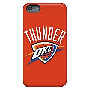 iphone 5c Shock Absorbent phone cover shell Skin Cases Covers For phone Excellent Fitted nba oklahoma city thunder 2