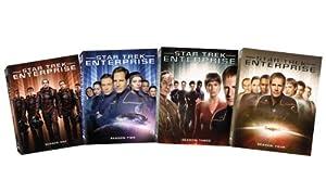 Cover Image for 'Star Trek: Enterprise - The Complete Series'