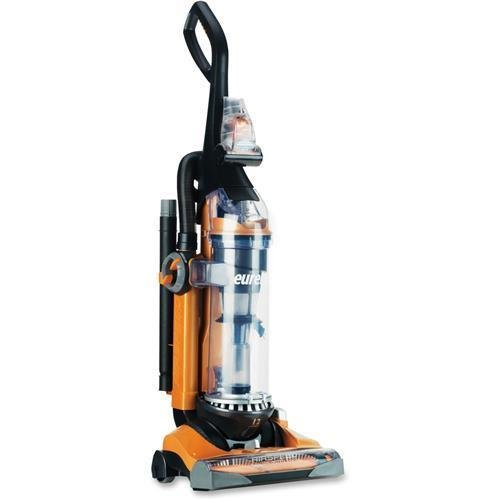 Orange Bagless Vacuum (AS3030A Eureka Airspeed AS3030A Upright Vacuum Cleaner - 12 A - Bagless - Orange, Copper Metallic)