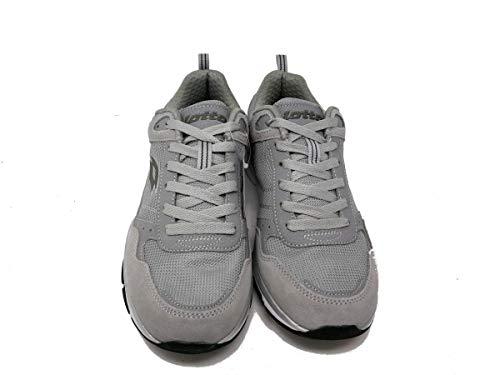 gris pour Lotto Baskets gris homme tBRAAx1wqO