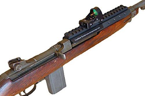 Amazon Com Us Mil Spec M1 Carbine Scout Mount Sports Outdoors