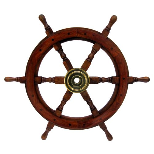 pirate ship wheel - 8