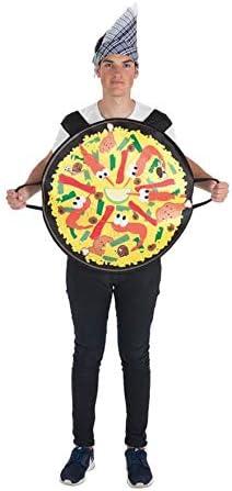 LLOPIS - Disfraz Adulto Emoticono Paella: Amazon.es: Juguetes y juegos