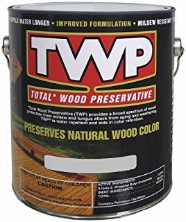 TWP/Gemini TWP115-1 Total Wood Preservative, Honeytone ~ Gallon