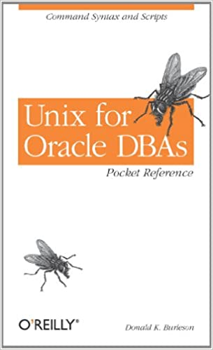 Amazon com: Unix for Oracle DBAs Pocket Reference: Command
