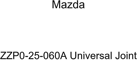 Mazda ZZP0-25-060A Universal Joint