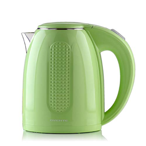 lime green electric kettle - 4