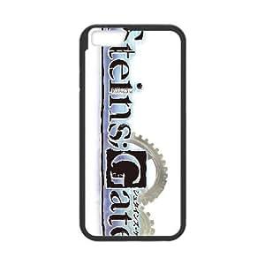 Steins Gate iPhone 6 4.7 Inch Cell Phone Case Black UI8313482