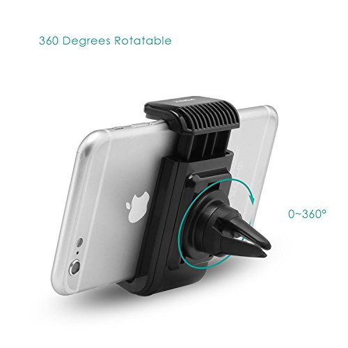 Amazon.com: Car Mount, VISION Car Mount Smartphone Holder Cradle for iPhone 6,6S, Samsung Galaxy Note 4, Note 3 and More Other Phones: Cell Phones & ...