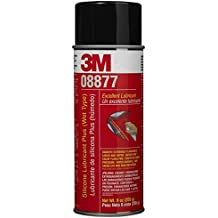 3M 08877 Silicone Lubricant Plus (Wet Type) - 4 Pack
