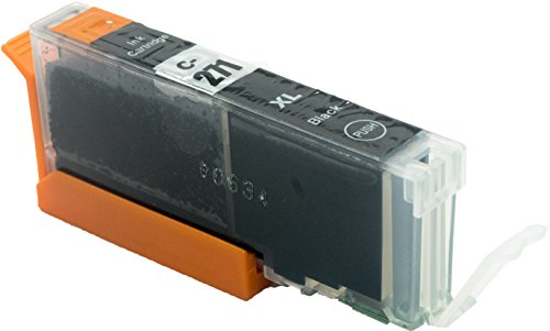 Sherman Ink Cartridges Compatible 6 Pack 270 271 CLI271 PGI270 Premium Long Lasting Ink Cartridge for Printers PIXMA MG7720 MG6820 MG6821 MG6822 MG5722, MG5721, MG5720, TS8020, TS6020, TS9020 CLI PGI Photo #3