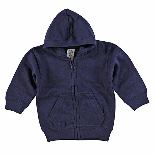Navy Blue Infant Sweatshirt - 3