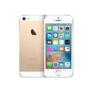Apple iPhone SE (Sprint Locked) (64GB, Gold)