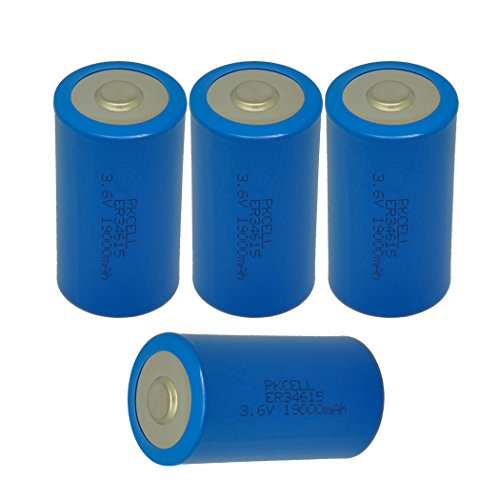 lithium d cell - 3