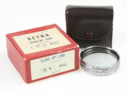 52mm-close-up-lens-kit-vintage-with-brown-leather-case-in-orignal-box