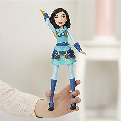 Disney Princess Fearless Adventures Mulan: Toys & Games