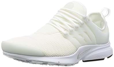 Nike Womens Air Presto White/Pure Platinum/White Running Shoe Sz, 5 B(M) US