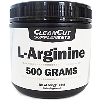 Amazon.com: WellBodyNaturals Pure L-Arginine Base Powder ...
