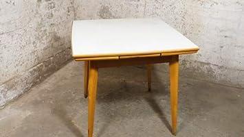 Möbelladen Dahms Original Tisch Ausziehbar Esstisch Retro Vintage