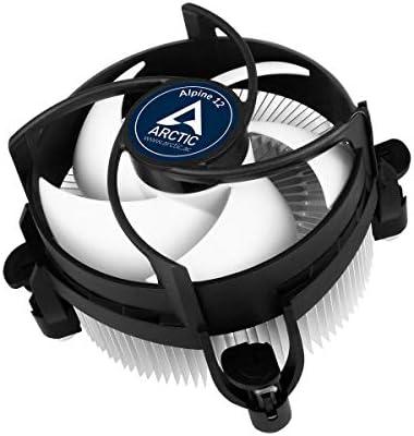 ARCTIC Alpine 12 - Refrigeración de CPU - Ventilador de CPU - 92mm ...