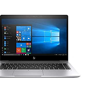 "HP EliteBook 840 G6 Laptop Computer - 8th Gen Intel Core i5-8365U 1.6GHz - 16GB DDR4 RAM 256GB PCIe SSD - 14"" UHD Graphics 620 - Webcam - Windows 10 Pro"