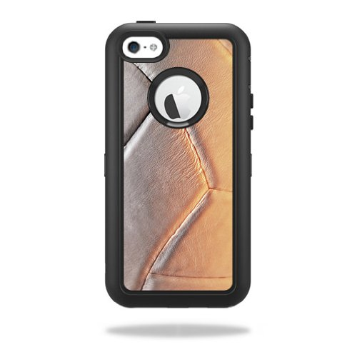 Mightyskins Protective Vinyl Skin Decal Cover for OtterBox Defender iPhone 5C Case wrap sticker skins Volleyball