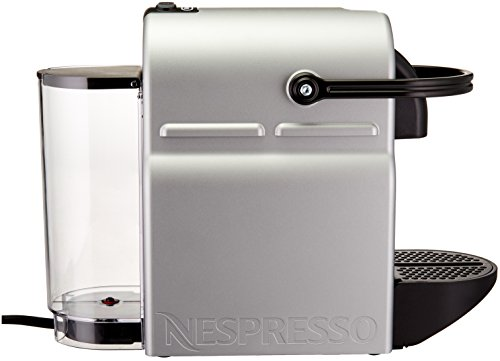 nespresso inissia espresso machine by de 39 longhi silver jodyshop. Black Bedroom Furniture Sets. Home Design Ideas