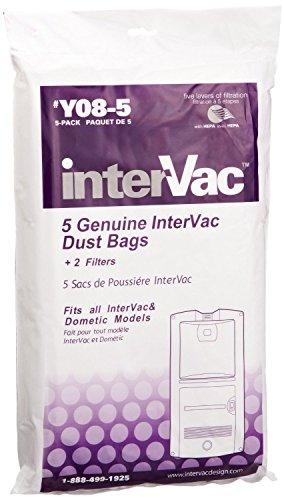 Dometic Y08 5 Intervac Repl  Central Vacuum Bag   Fits Garagevac Models