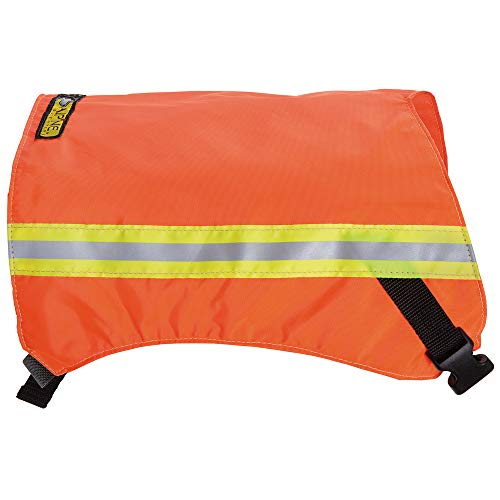 Alpine Outfitters See-Me K9 Safety Vest, Bright Orange, -