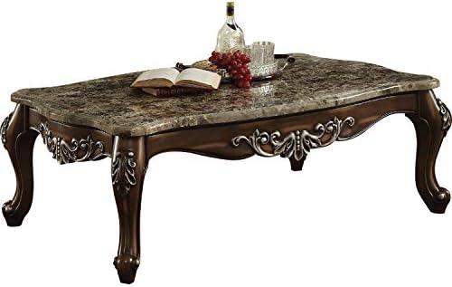 Benjara Benzara Wooden Coffee Table