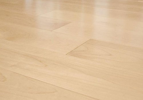 5 Maple Natural Hardwood Flooring - One Piece Of 8