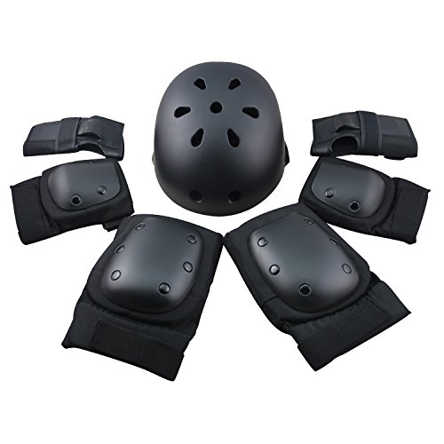 Price comparison product image Adult Sports Protective Gear Set