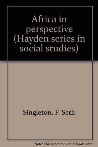 Africa in perspective (Hayden series in social studies)