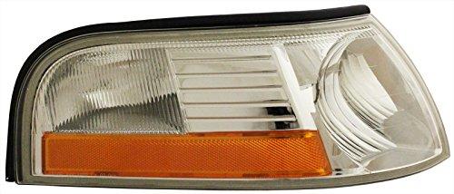 Mercury Side Marker (Mercury Grand Marquis 03-05 Parking Signal Side Marker Lamp Light 3W3Z13200Aa Rh)