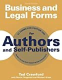 Business and Legal Forms for Authors and Self-Publishers (Business and Legal Forms Series)