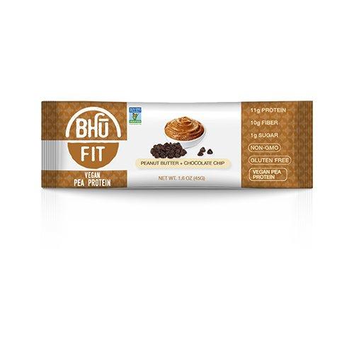 BHU BAR Peanut Butter Protein BAR