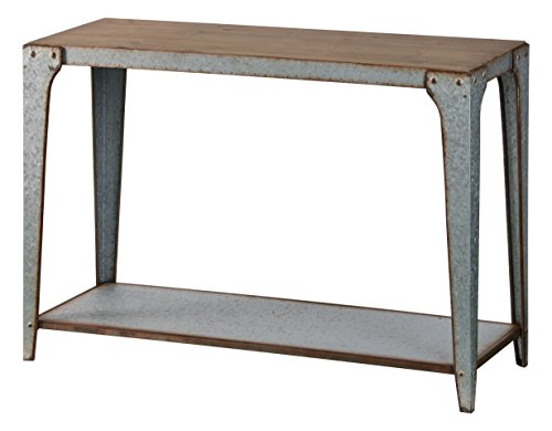 ee Console Table, Gray ()