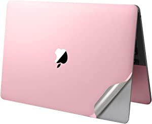 JRCMAX 5-in-1 Laptop Skin Decal for 2020+ MacBook Pro 13