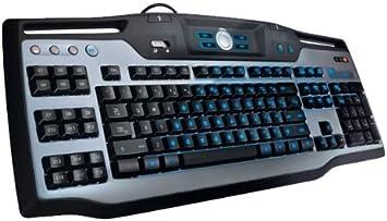Logitech G11 Gaming Keyboard, FR - Teclado (FR, USB, Pentium, 565 x 235 x 48 mm, Windows XP & Vista)