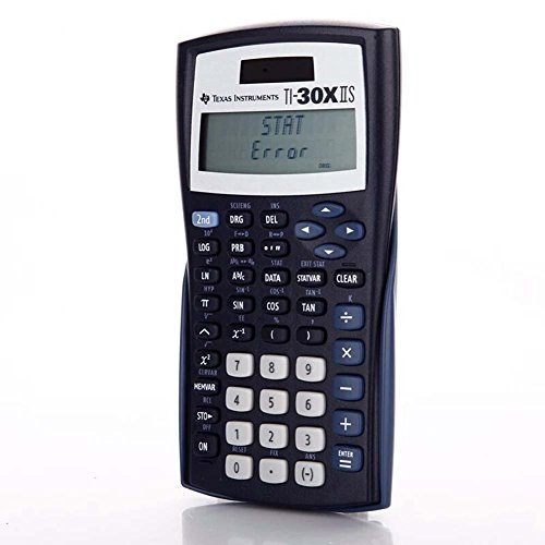 Texas Instruments TI-30XIIS Scientific Calculator  (Best Non Graphing Scientific Calculator)