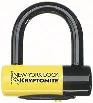 Kryptonite NY Disc Liberty, Yellow/Black
