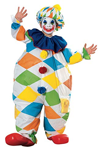 Rubie's Costume Co Inflatable Clown Costume (Clown Inflatable)